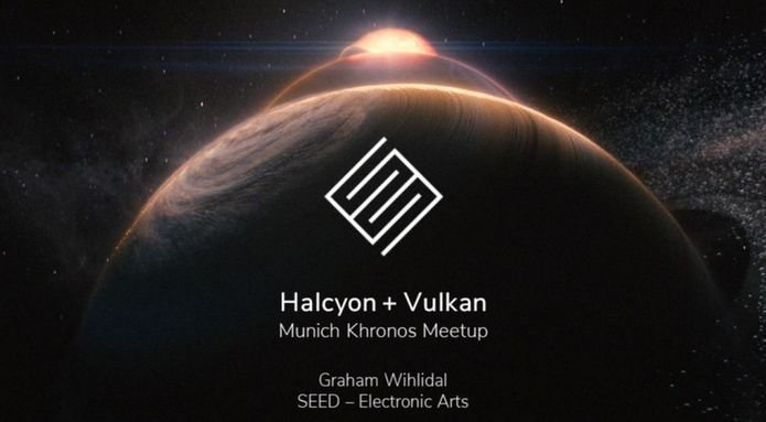 EA criou o motor Halcyon com suporte para Vulkan e Linux