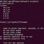 Como instalar o reprodutor MPV no Linux via Snap