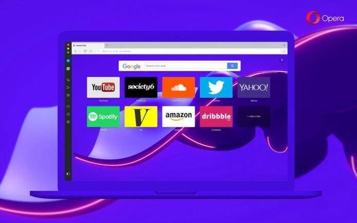 Opera 57 lançado com recomendação de notícias mais inteligente