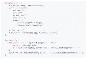 Popular Biblioteca JavaScript foi Infectada Por Código Malicioso