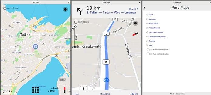 Como instalar o visualizador Pure Maps no Linux via Flatpak