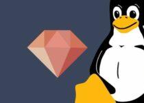 Como instalar a linguagem de programação Ruby no Linux via Snap