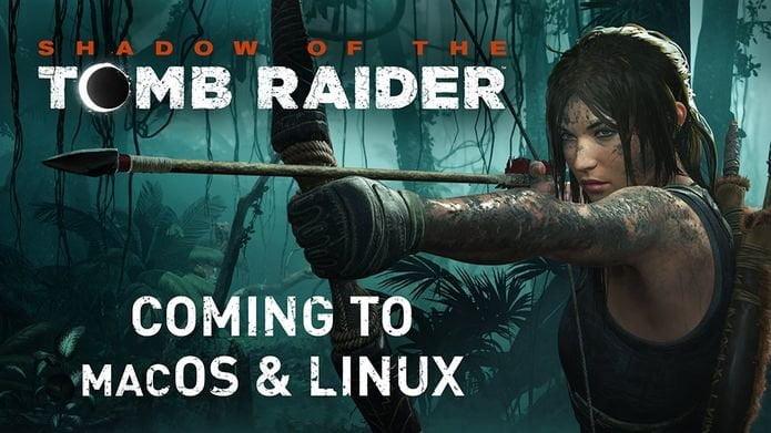 Shadow of the Tomb Raider chegará ao Linux e Mac em 2019