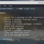 Sysget - Conheça e instale este Frontend de gerenciamento de pacotes