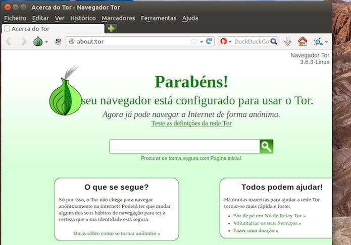 Tor Browser 8.0.3 lançado - Confira as novidades e veja como atualizar