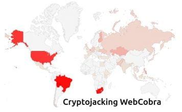 Cryptojacking WebCobra usa mineração especifica para cada plataforma