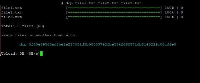 Como transferir arquivos com segurança entre computadores Linux
