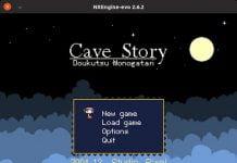 Como instalar o nostálgico jogo Cave Story NX no Linux via Flatpak