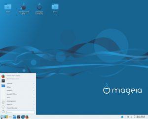 Mageia 7 Beta finalmente está disponível para testes