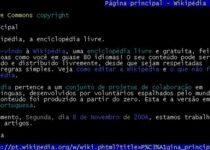 Como navegar na web a partir do terminal Linux usando o Lynx