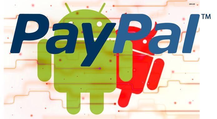 ESET descobriu um Trojan Android que rouba fundos de contas PayPal