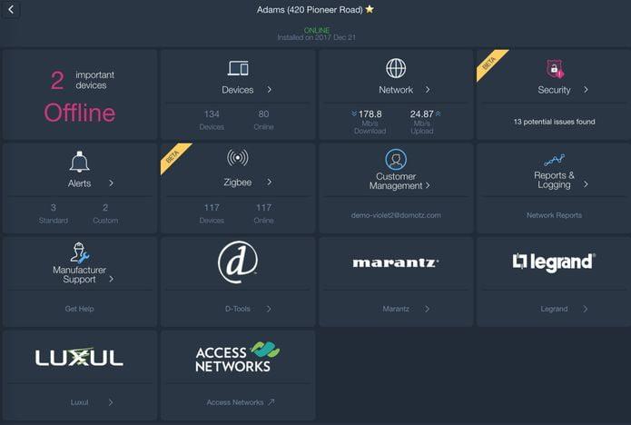 Como instalar o Domotz Pro Agent no Linux via Snap