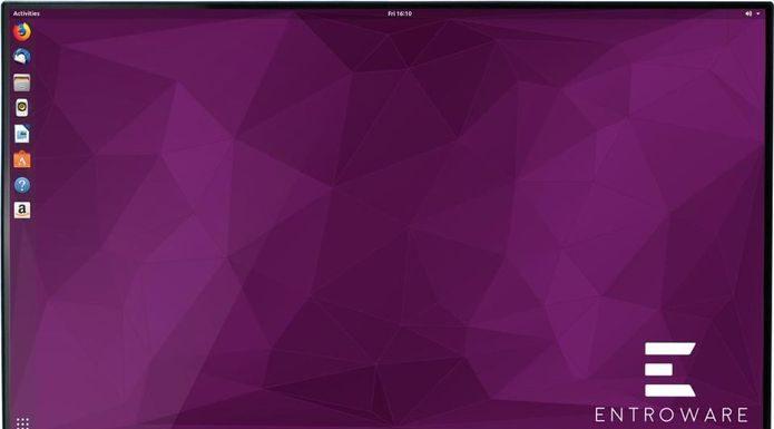 Entroware lançou um PC All-In-One com Ubuntu e CPU Intel de 6 núcleos