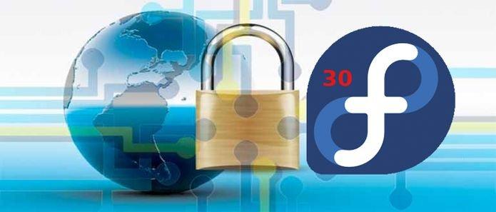 Fedora 30 usará o LUKS2 por padrão para criptografia de discos completo