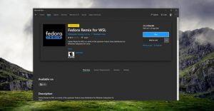 Fedora Remix for WSL já está disponível para download no Windows 10