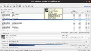Como instalar o conversor de áudio fre:ac no Linux via Snap