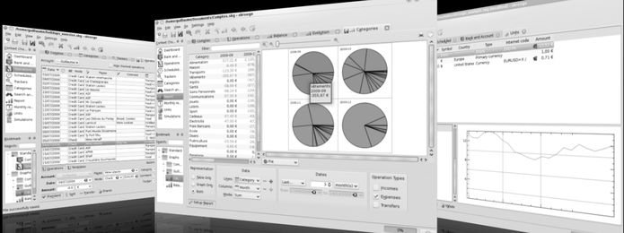 Como instalar o gerenciador de finanças Skrooge no Linux via Snap