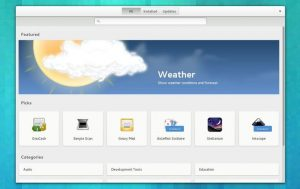 GNOME Software terá melhor suporte a Flatpak no GNOME 3.32