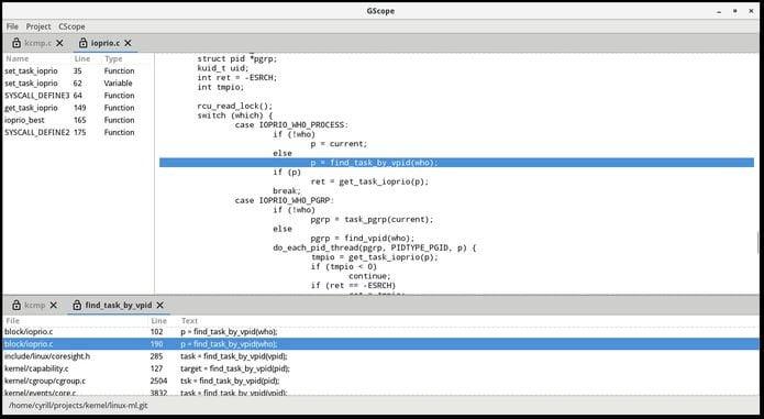Como instalar o utilitário gScope no Linux via Flatpak