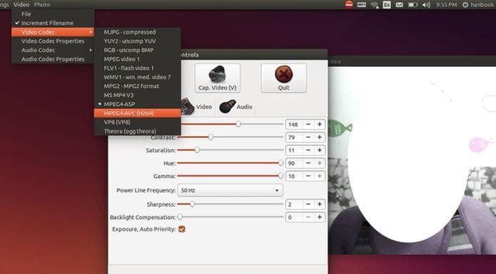 Como instalar o visualizador de webcam Guvcview no Linux