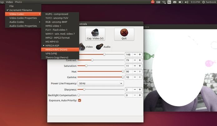 Como instalar o visualizador de webcam Guvcview no Linux