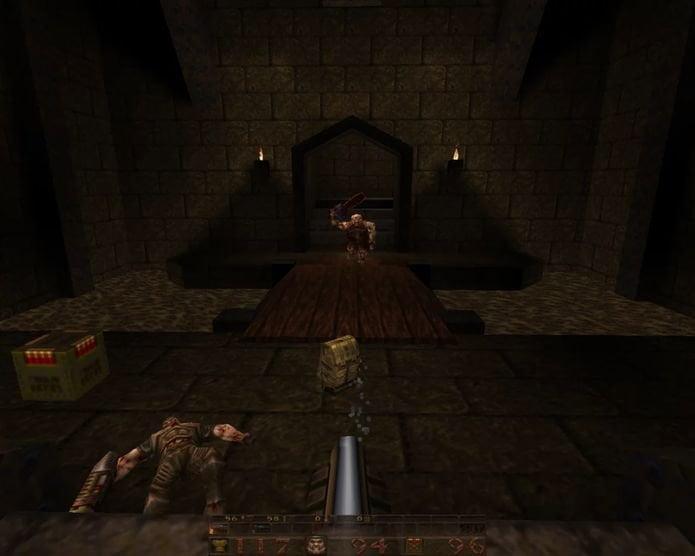 Como instalar o clássico jogo Quake no Linux via Snap