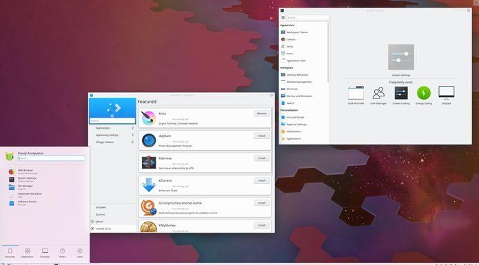 KDE Plasma 5.15 Beta lançado com promessas de Inúmeras Melhorias