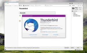 Mozilla Thunderbird 60.5 já está disponível para download