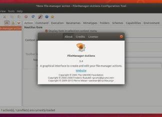 nautilus actions no ubuntu 324x235 - Notícias, dicas, tutoriais e informações sobre Linux