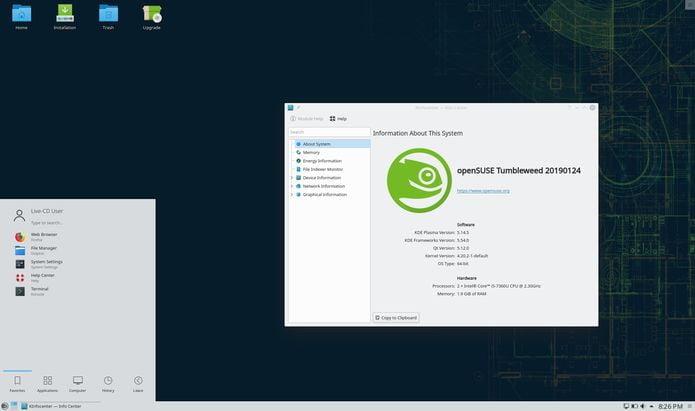 O projeto openSUSE anunciou que o agora o openSUSE Kubic é nova distribuição Linux certificada para Kubernetes.