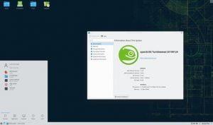 O openSUSE Tumbleweed agora usa o Kernel Linux 4.20