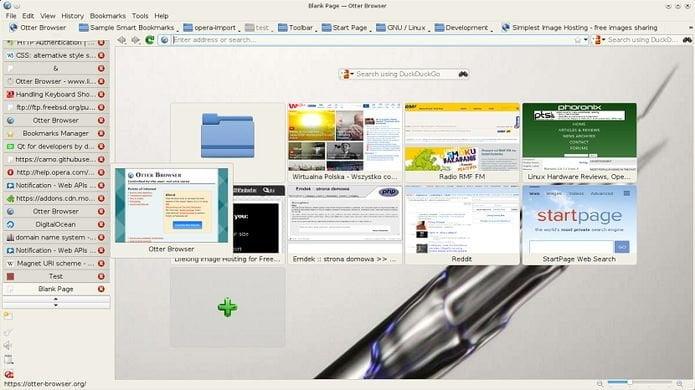 Otter Browser 1 – lançada a primeira versão estável! Confira!