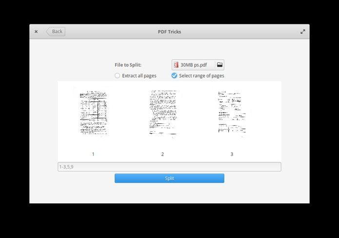 Como instalar a ferramenta PDF Tricks no Linux via Flatpak