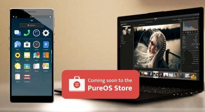 Purism anunciou a PureOS App Store, a sua loja de aplicativos