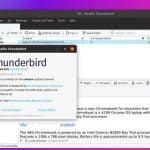 Thunderbird receberá uma atualização da interface em 2019