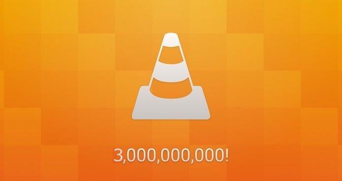 VLC Media Player já ultrapassou os 3 bilhões de downloads