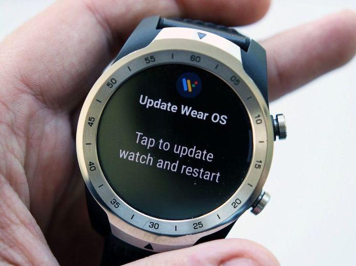 Wear OS 2.3 começa a chegar em alguns smartwatches