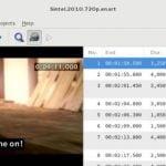Como instalar o editor de legendas Gaupol no Linux via Flatpak