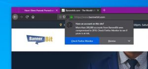 Firefox avisará os usuários quando eles visitam sites invadidos