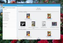 Como instalar o leitor de quadrinhos Peruse no Linux via Snap