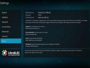LibreELEC 9.0.1 lançado com Kodi 18.1 e kernel 4.19.23