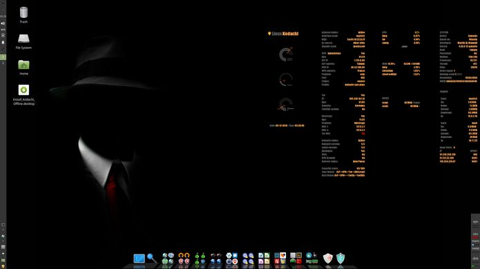 Linux Kodachi 6 lançado - Confira as novidades e baixe
