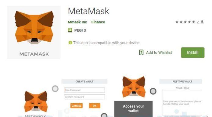 Malware que rouba Ethereum Encontrado na App Store do Android