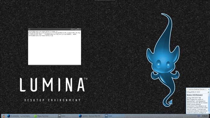 MidnightBSD 1.1 lançado - Confira as novidades e baixe