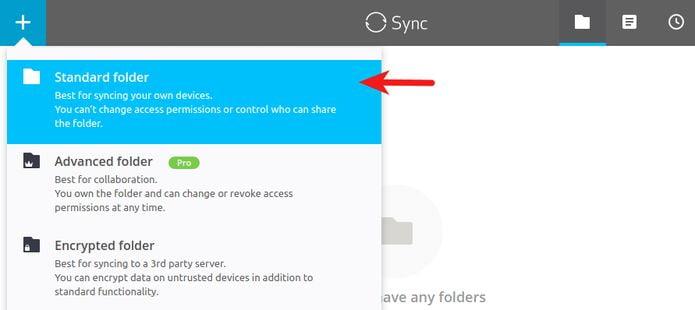 Como instalar a ferramenta Resilio Sync no Ubuntu e derivados