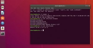 Ubuntu 18.04.2 LTS lançado com o Linux Kernel 4.18 e mais