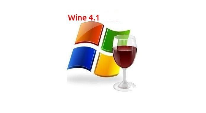 Wine 4.1 lançado como o primeiro passo em direção ao Wine 5