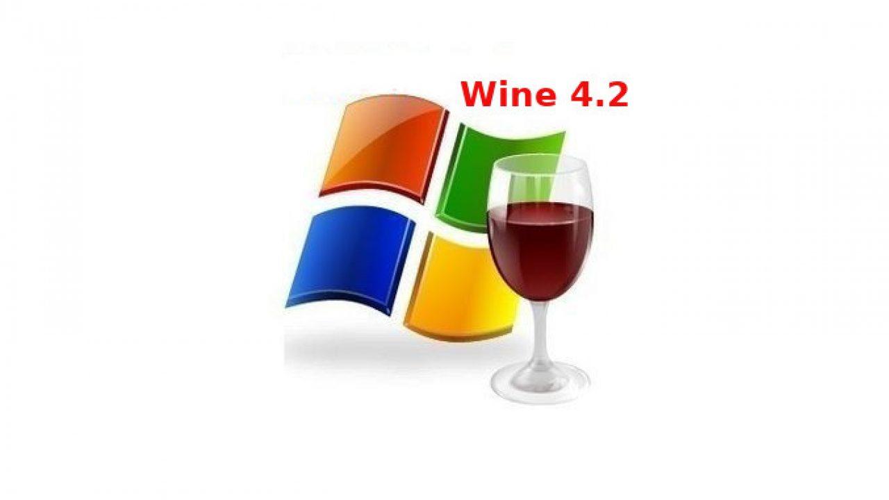 Wine 4 2 lançado com suporte a chaves de criptografia ECC e mais