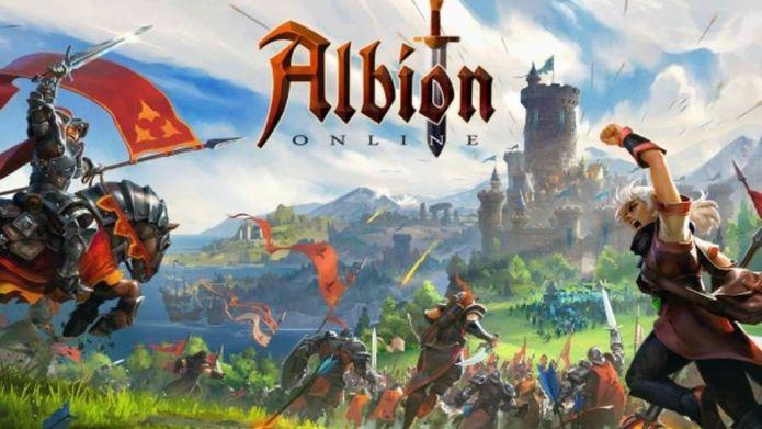 Albion Online ficará oficialmente gratuito para jogar em abril