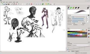 Como instalar o app de desenho Drawpile no Linux via Flatpak